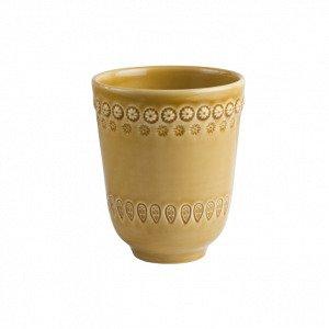 Potteryjo Daisy Muki Sinapinkeltainen 35 Cl