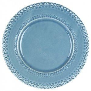 Potteryjo Daisy Ruokalautanen Dusty Blue 29 Cm