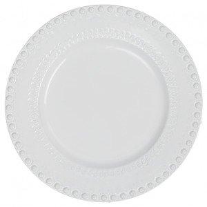 Potteryjo Daisy Ruokalautanen Valkoinen 29 Cm