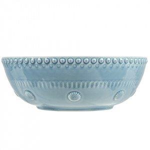 Potteryjo Daisy Salaattikulho Dusty Blue 30 Cm