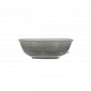 Potteryjo Daisy Salaattikulho Soft Grey 23 Cm