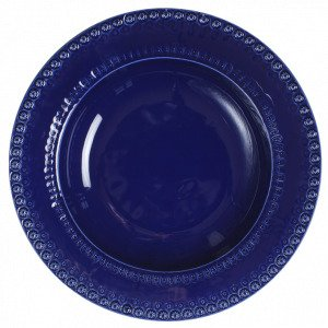 Potteryjo Daisy Tarjoilukulho Laivastonsininen 35 Cm