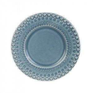 Potteryjo Daisy Tarjoilulautanen Dusty Blue 35 Cm