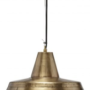 Pr Home Ashby Kattovalaisin Metalli Pale Gold 48 Cm