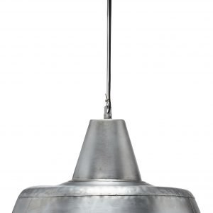 Pr Home Ashby Kattovalaisin Metalli Pale Silver 48 Cm