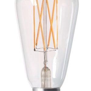 Pr Home Elect Led Lamppu Filament Edison E27 280 Lm Kirkas