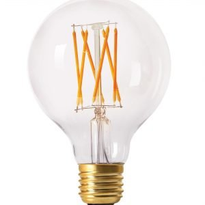 Pr Home Elect Led Lamppu Filament Globe 80mm. E27 280 Lm Kirkas