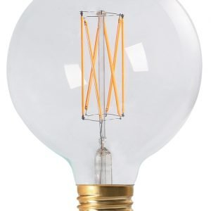 Pr Home Elect Led Lamppu Filament Globe E27 280 Lm Kirkas 95 Mm