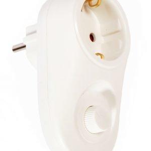 Pr Home Elect Plug In Himmennin Valkoinen