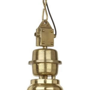 Pr Home Manchester Kattovalaisin Metalli Kulta 52 Cm