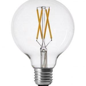 Pr Home Shine Led Lamppu Filament Globe 470 Lm Kirkas 95 Mm