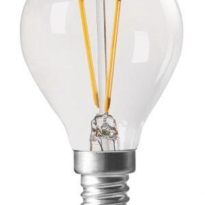 Pr Home Shine Led Lamppu Pyöreä Filament E14 250 Lm Kirkas