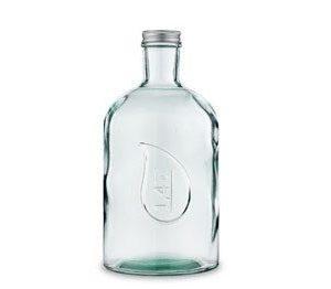 Pullo kierrekorkilla 1