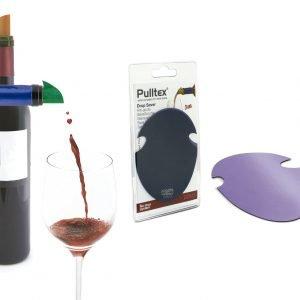 Pulltex Pulltaps Basics Nigota Kaatonokka Viinipullolle Monivärinen 3 Kpl
