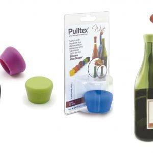 Pulltex Pulltaps Basics Viinipullon Sulkija Multi