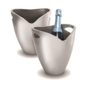 Pulltex Viininjäähdytin Hopea 3.5 L