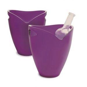 Pulltex Viininjäähdytin Violetti 3.5 L