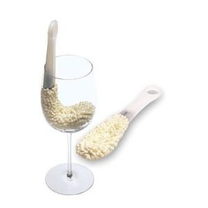 Pulltex viinilasin puhdistusharja