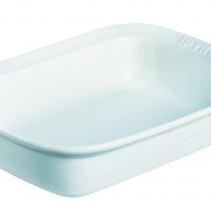 Pyrex Impressions Uunivuoka Valkoinen 33x24 Cm