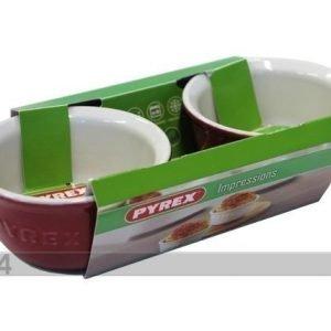 Pyrex Mini-Paistovuoat Impressions