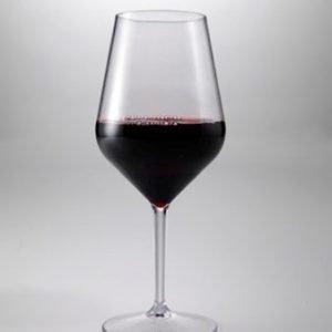 Quattrogradi Backstage- viinilasi akryylia