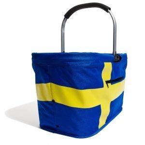 Queen Anne Carry Kori Sweden Sininen / Keltainen 30 L