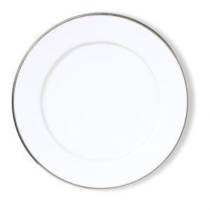 Rörstrand Corona Lautanen Posliini Valkoinen 29 Cm
