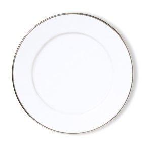 Rörstrand Corona Lautanen Valkoinen 17 Cm