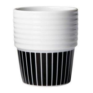 Rörstrand Filippa K Espresso Muki Ink Stripe 2 Kpl