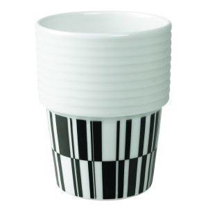 Rörstrand Filippa K Kahvi / Tee Muki Deco 2 Kpl