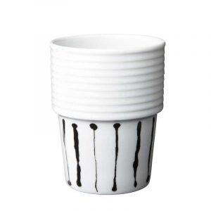 Rörstrand Filippa K Kahvi / Tee Muki Ink Stripe 2 Kpl