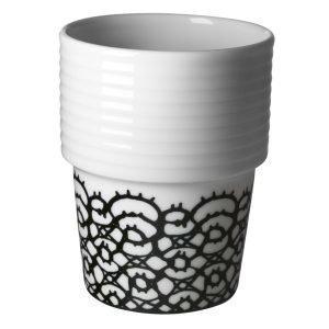 Rörstrand Filippa K Kahvi / Tee Muki Lace 2 Kpl