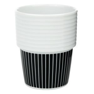 Rörstrand Filippa K Kahvi / Tee Muki Pinstripes 2 Kpl