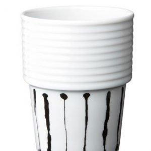 Rörstrand Filippa K Kahvi-/teemuki 2pack 31 cl Ink Stripe
