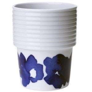 Rörstrand Filippa K Kahvimuki Posliini Koboltinsininen 31 Cl 2 Kpl