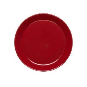 Rörstrand Höganäs Asetti Punainen 20 Cm