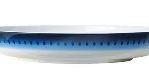 Rörstrand Inblue Syvä lautanen 21 cm
