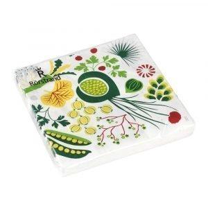 Rörstrand Kulinara Servetti 33x33 Cm 20-Pakkaus
