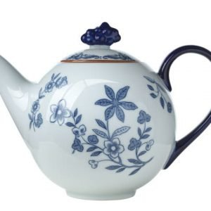Rörstrand Ostindia Teekannu Sininen 1.2 L