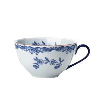 Rörstrand Ostindia Teekuppi Sininen 27 Cl