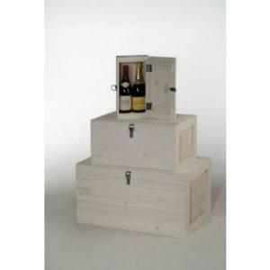 Ratia Saaristosarja Viinipullolaatikko