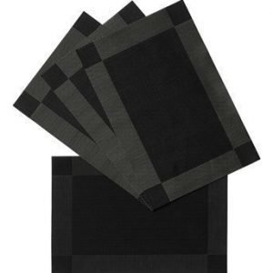 Redlunds Pöytätabletti 4-Pakkaus Musta