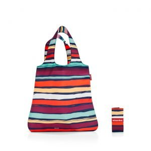 Reisenthel Mini Maxi Kassi Artist Stripes 15 L