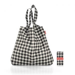 Reisenthel Mini Maxi Kassi Fifties Black 15 L