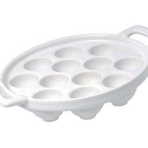 Revol Belle Cuisine Etanapannu 12 koloa valkoinen