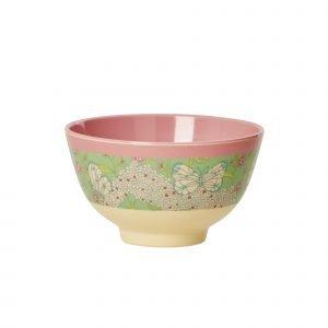 Rice Kulho Butterfly & Flower 11 Cm
