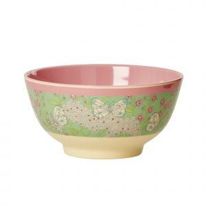 Rice Kulho Butterfly & Flower 15 Cm