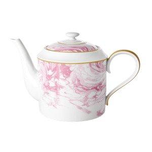 Rice Marble Print Teekannu Vaaleanpunainen 1.28 L