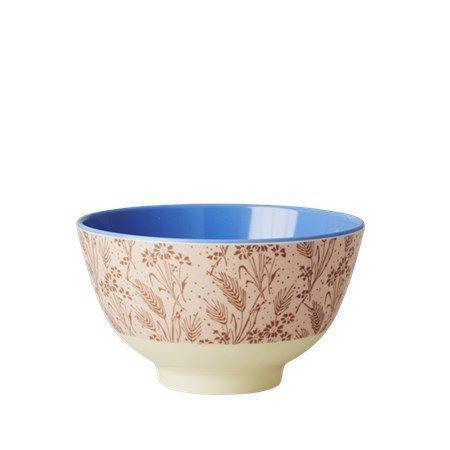 Rice Melamiinikulho Pieni Kukkaniitty Ø 11 cm