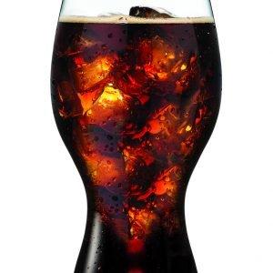 Riedel Coca Cola Lasi 4 Kpl
